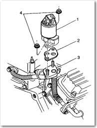 2003 chevy impala egr tube install intake pvc