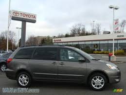 2004 Toyota Sienna XLE Limited AWD in Phantom Gray Pearl - 025777 ...
