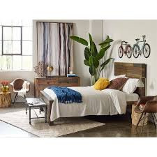 Shop Aurelle Home Rustic Vola California King Size Bed - On Sale ...
