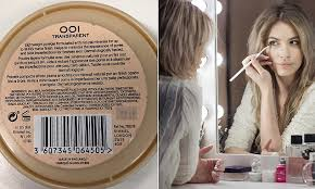 period after opening symbol on makeup items that all women should know about daily mail