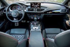 audi a7 interior black. Brilliant Black 2017 Audi A7 30T Competition Quattro Interior And Black