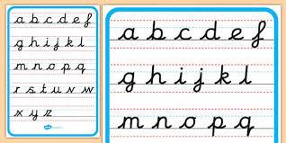 Alphabet Primary Resources Ks1 Alphabet Letters Resources