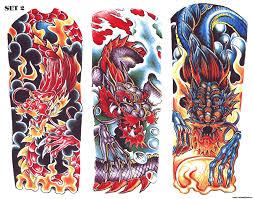 япония цветные галерея татуировка в омске сделать татуировку