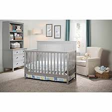 convertible baby cribs. Brand New Delta Epic 4-in-1 Convertible Baby Crib Toddler Day Bed Cribs