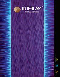 Interlam Design Interlam Product Guide 2016 By Interlam Inc Issuu