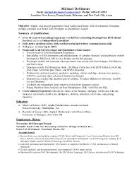 Michael DeSimone Resume 1Q2016 Quant v2. Michael DeSimone Email:  michael.desimone@comcast.net | Mobile: 609- ...