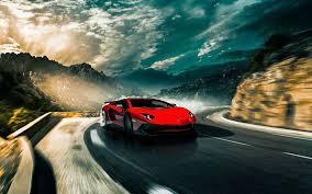 cool lamborghini aventador wallpapers.  Wallpapers Lamborghini Aventador SV LP750 4 2016 Wallpapers  HD For Cool I
