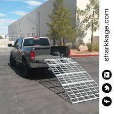 motorcycle ramp - shark kage | Customers | Pinterest | Pickup truck ...