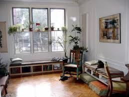 Shelving Ideas For Living Room Interesting Amusing Tropical Living Room Design Featuring Rectangle Shape Window