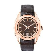 men s bulova precisionist longwood rose tone watch brown dial gift packaging