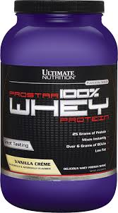 100 prostar whey protein fortified with essential amino acids by ultimate nutrition