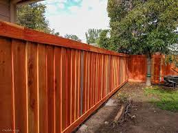 to build a modern good neighbor fence