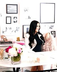 Black and white office decor Color Pink Office Decorating Ideas Feminine Office Decor Pink Peonies Reveal Decorating Ideas Decorating Small Spaces With Mirrors Etsy Pink Office Decorating Ideas Feminine Office Decor Pink Peonies
