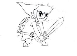 Legend Of Zelda Coloring Pages Princess Coloring Pages Legend Of