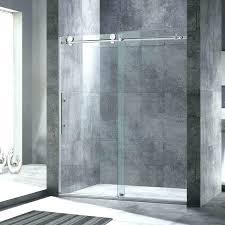 how to install bathtub shower doors shower doors home depot door installation bathtub glass medium size