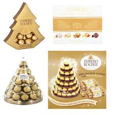 Image is loading FERRERO-ROCHER-CHRISTMAS-GIFTS-amp-PRESENTS-SELECTION-FREE-