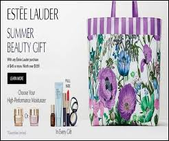 estee lauder gift with purchase 2018