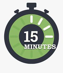 Timer Alarm Clocks Computer Icons 15 Minutes Clip Art