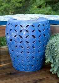 ceramic garden stools. Exellent Garden Inside Ceramic Garden Stools E
