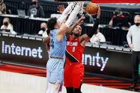 Blazers Lose Another Close Game ...