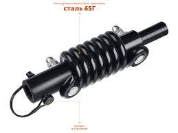 ЗУБР 7059-20 – <b>Адаптер пружинный для</b> мотобуров – купить в ...