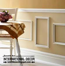 Small Picture Decorative wall molding or wall moulding designs ideas Coisas