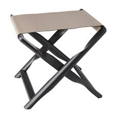 elica luggage rack dark brown wengé wooden frame with mud leather by giobagnara