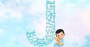 baby boy names starting with j j
