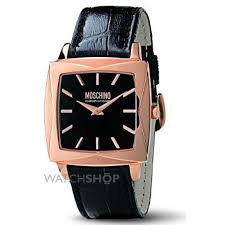 """men s moschino time for bloom watch mw0109 watch shop comâ""""¢ mens moschino time for bloom watch mw0109"""