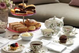 Image result for Afternoon tea