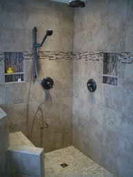 Mosaic Bathroom Tile Designs Bathroom Shower Tile Master Bathroom Shower Remodel In Fort
