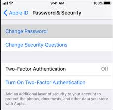 Forgot Icloud Password Heres How To Reset Icloud Password On