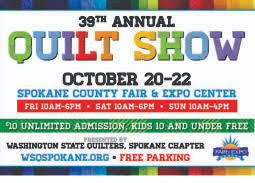 2017-Quilt-Show- - WSQ Spokane & Every year several speakers present topics of interest to quilters. Click  here to see the complete schedule of Demonstrations for this year's Quilt  Show. Adamdwight.com