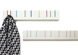 Flip Hook Coat Rack Wallmounted Symbol Coat Rack DESU Design 89