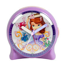 Sofia The First Bedroom Furniture Disney Jr Sofia The First Flashing Lights Alarm Clock Radios