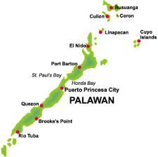جزيرة بالاوان اجمل جزيرة في العالم لعام 2014