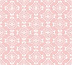 Vintage Wallpaper Pink Vector Stock Vector Kio777 105089684