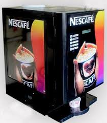 Portable Vending Machines Stunning 48 Option Nescafe Vending Machine At Rs 48 Pieces