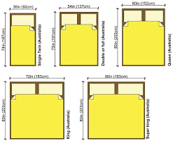 Bedding Dazzling Measurements A King Size Bed Frame