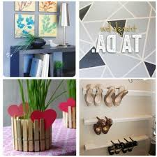 easy diy home decorating ideas couverme com