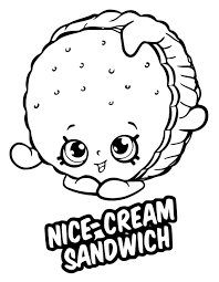 Shopkins Limited Edition Coloring Pages Inspirational 1324 Best