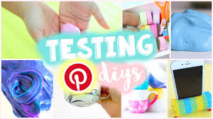 Fun Diy Projects Diy Pinterest Projects Tested Fun Summer Projects 2016 Youtube