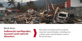 Tsunami fears cause traffic rahmat triyono, head of indonesia's earthquake and tsunami center, reassured the region that the. Indonesia Tsunamis Facts What To Know Mercy Corps