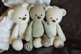 Crochet Bear Pattern Amazing Crochet Amigurumi Teddy Bear PATTERN Lucas The Teddy Etsy