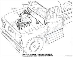 1964 ford truck wiring diagrams fordificationinfo the '61'66