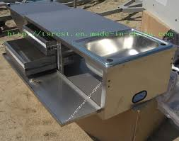 Camper Trailer Kitchen Similiar Trailer Kitchen Keywords