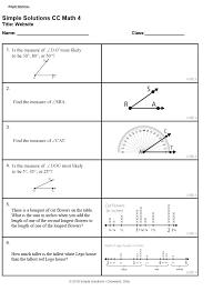Grade Kindergarten Common Core Math Worksheets Online Simple ...
