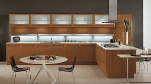 modern wood kitchen cabinets. 20 Sleek And Natural Modern Wooden Kitchen Designs Home Design Lover Wood Cabinets N