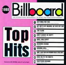 What Is Number One On The Billboard Charts Billboard Top Hits 1988