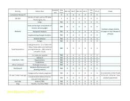 Action Plan 1 Monthly Evaluation Example Template Sample